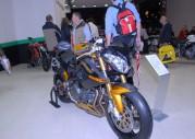 Benelli na targach EICMA 2010
