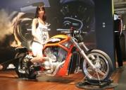 Harley-Davidson na targach EICMA 2010