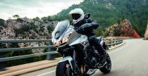 Triumph Tiger Sport na 2016 rok - nowa elektronika i wy�sza szyba