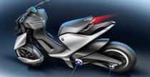 Nowe tr�jko�owe skutery od Yamahy 03GEN-x i 03GEN-f wygl�daj� zab�jczo