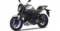 Yamaha MT-03 pojawi si� w Europie ju� w przysz�ym roku
