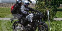 Yamaha MT-07 Tracer - nowe zdj�cie szpiegowskie