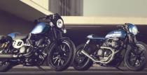 Yamaha XV950 Racer - stworzona by �ama� zasady