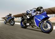 Yamaha YZF-R1 w malowaniu Race-Blue