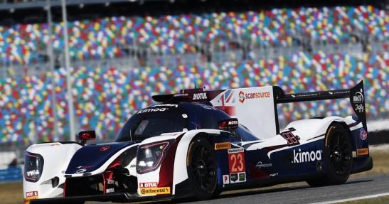 Alonso na 12. miejscu w testowych kwalifikacjach przed 24h Daytona