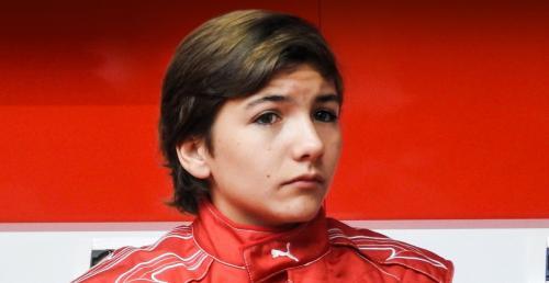 Wnuk Fittipaldiego nowym juniorem Ferrari