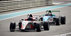 Kaminiarz nie wykorzystał szans na podium w Formule 4 ZEA
