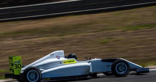 Filip Kaminiarz w Mistrzostwach Hiszpanii Formuły 4