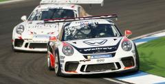 Igor Waliłko w Porsche Supercup