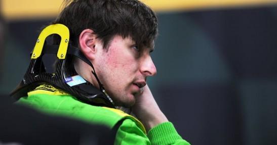 Śmiechowski ma pierwszego zmiennika na 24h Le Mans