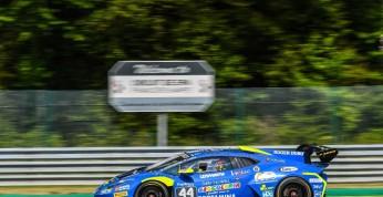 Starty Polaków w weekend: Basz liderem Lamborghini Super Trofeo...