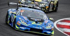 Karol Basz w Lamborghini Super Trofeo Europe