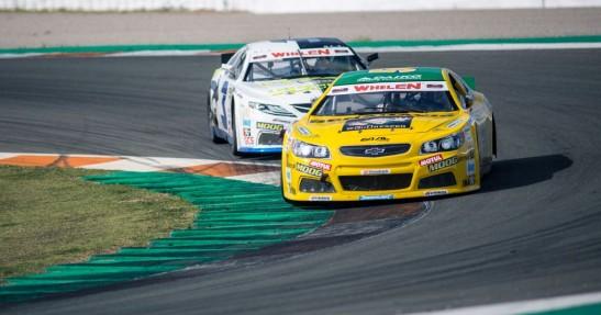Maciej Dreszer w NASCAR Whelen Euro Series