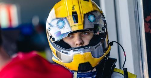 Dreszer wystartuje w kolejnym sezonie europejskiego NASCAR