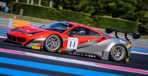 Broniszewski szykuje się do nowego sezonu Blancpain GT Series