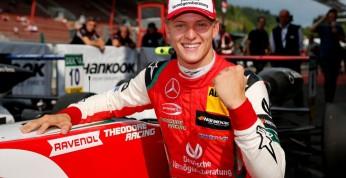 Weekend w motorsporcie: Schumacher w końcu wygrał w Europejskiej...