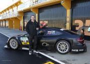 Kubica na testach DTM w Walencji
