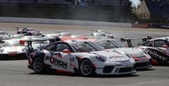 Robert Lukas w Porsche Carrera Cup Deutschland