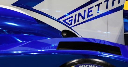 WEC: Ginetta LMP1 zaprezentowana
