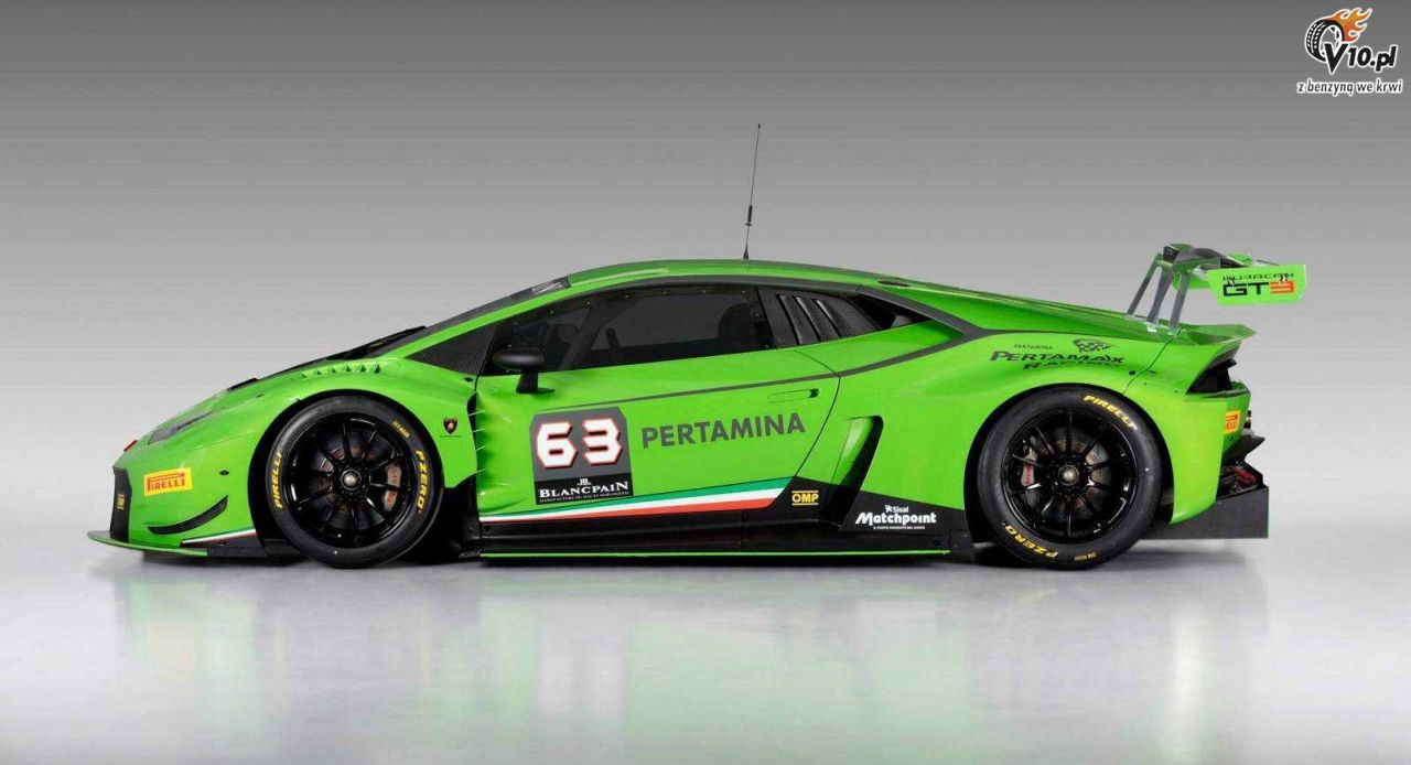 lamborghini huracan gt3 zdj 2015 nr 3. Black Bedroom Furniture Sets. Home Design Ideas