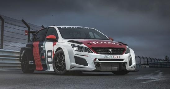 Nowy Peugeot 308TCR dla serii wyścigowej WTCR