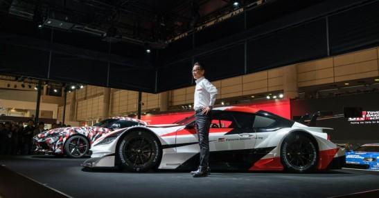 Toyota Supra wraca do Super GT