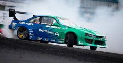 James Deane w Drift Masters European Championship