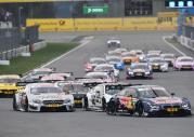 DTM - Moscow Raceway 2016