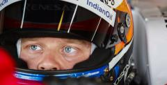 Rosenqvist chce wygrać Formułę E i awansować do Formuły 1