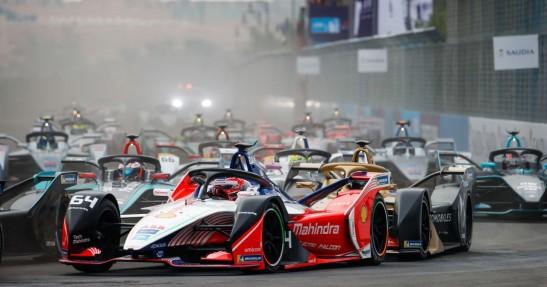 Sirotkin wsiądzie do bolidu Formuły E