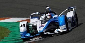 Formuła E: BMW najszybsze na przedsezonowych testach