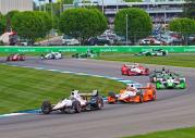 IndyCar - Indianapolis 2015 na drogowej pętli