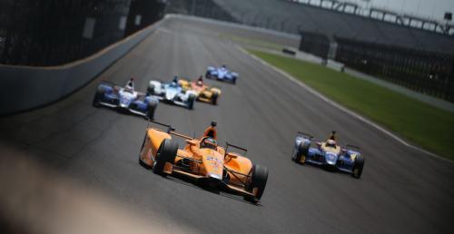 Alonso nie myśli startować ostrożnie w Indianapolis 500