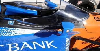 IndyCar testuje własną osłonę na kokpit bolidu