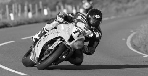Isle of Man TT - śmiertelny wypadek Davey'a Lamberta