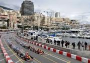 Wideo: Karambol na wyścigu w Monako