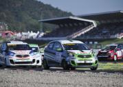 Kia Lotos Race - Most 2015