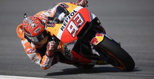 MotoGP: Marquez podpisał nowy kontrakt z Hondą