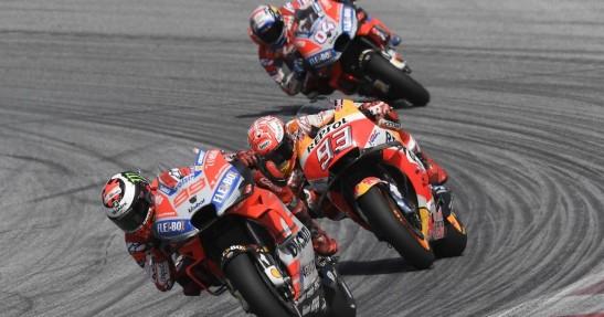 MotoGP: Lorenzo czuje się bezpieczniej na motocyklu Hondy