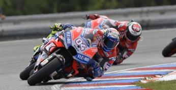 Weekend w motorsporcie: Dovizioso zwycięża w MotoGP