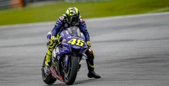 Weekend w motorsporcie: Rossi prowadził w MotoGP, ale się...