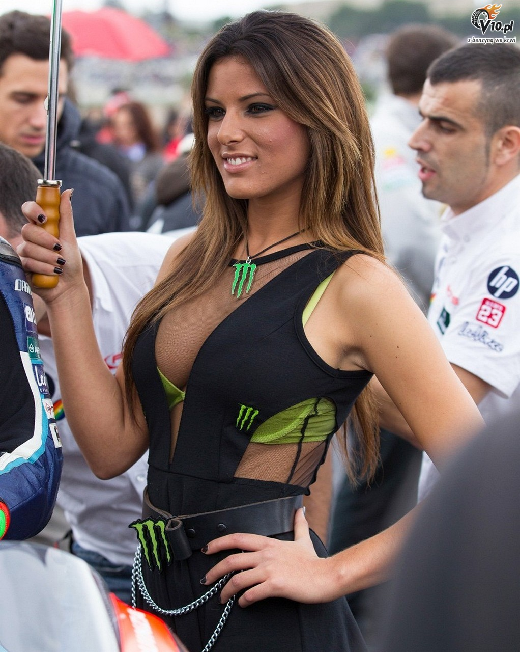 moto gp grid girls