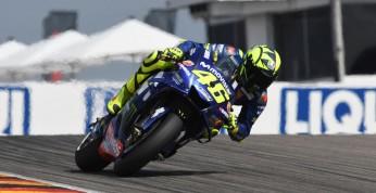 MotoGP: Rossi idzie po 6000 punktów