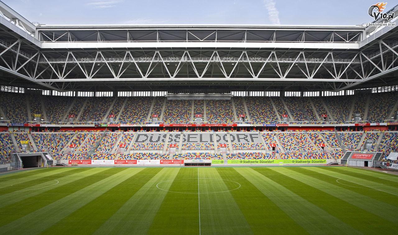 Esprit Stadion DГјГџeldorf