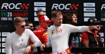 Vettel przegrał w finale Race of Champions - Puchar Narodów, Gasly nie wyszedł z grupy