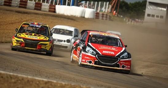 MP Rallycross: Kuchar spróbuje zostać mistrzem po raz czwarty z rzędu