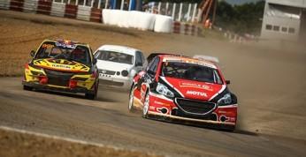 MP Rallycross: Kuchar spróbuje zostać mistrzem po raz czwarty z...