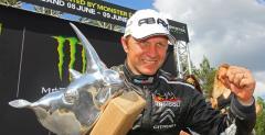 Rallycross: Solberg z Hvaalem w jednym zespole na MŚ