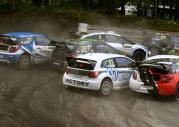 ME w rallycrossie - Niemcy 2013