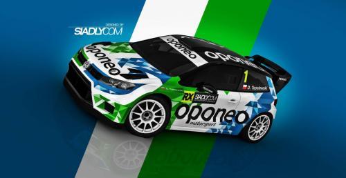 Volkswagen Polo RX w polskim rallycrossie